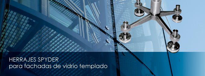 BARANDAS DE ACERO INOX MINI Spyder