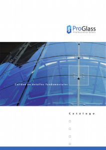 Catalogo proglass